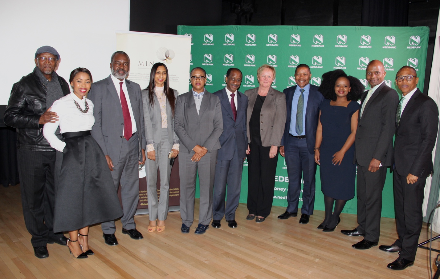 Photo of Nedbank announces partnership with the Mandela Institute for Development Studies (MINDS)