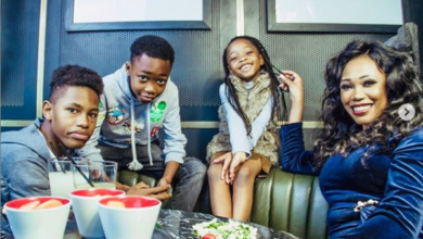 Photo of Sonia Mbele Talks About her Son's Great Qualities In A Sweet Birthday Shout Out