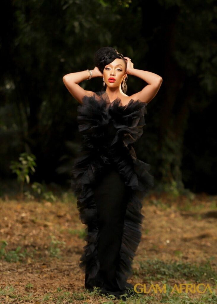 Thando 2018 732x1024 - In Pics! The Transformation Of Thando Thabethe Over The Years