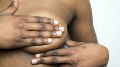Photo of How To Check Your Breasts For Lumps In 5 Steps #breastcancerawarenessmonth