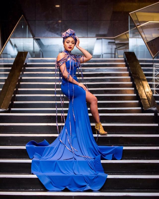 thando 2017 - In Pics! The Transformation Of Thando Thabethe Over The Years