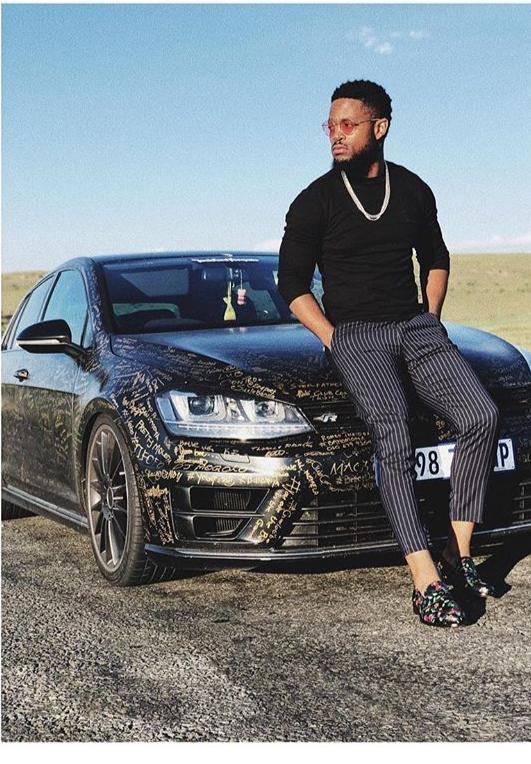 687320b2 9f74 4668 8e1e 28f2fe8acbb7 - Cars Prince Kaybee is driving