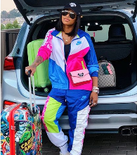 Photo of Cars Dj Zinhle is driving