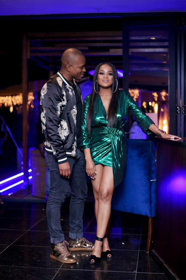 Naked DJ Lerato - SA Celebs Whose Fans Think Should Date Already