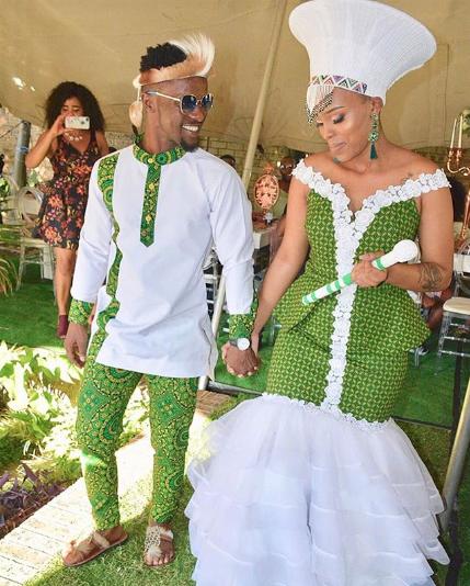 Screenshot 2019 12 20 Mzansi Weddings Directory mzansi weddings • Instagram photos and videos - Top 5 SA Celebs Most Beautiful Traditional Weddings of 2019