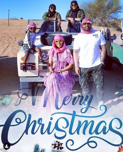Screenshot 2019 12 30 Connie Ferguson connie ferguson • Instagram photos and videos1 - SA Celebs and Their Festive Vacations