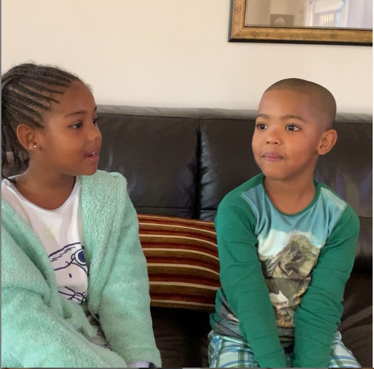 Screenshot 2019 12 30 Leleti Khumalo leletikhumalo • Instagram photos and videos - SA Celebs Who Are Parents To Twins