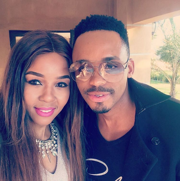 cici and Donald 1 - SA Celebs Whose Fans Think Should Date Already