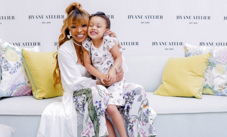 kairo and mom 1 - SA Celeb Kids Who Followed On The Footsteps Of Their Famous Parents
